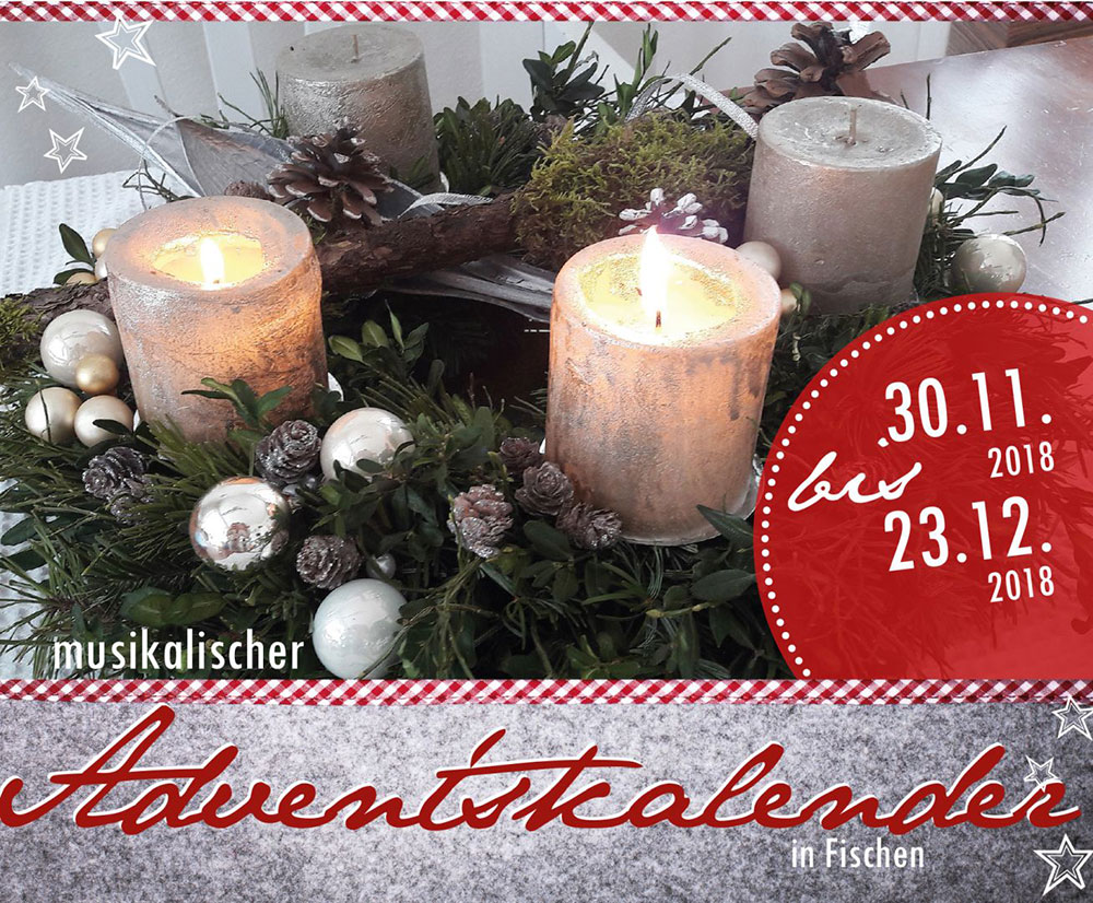 Adventskalener 2018